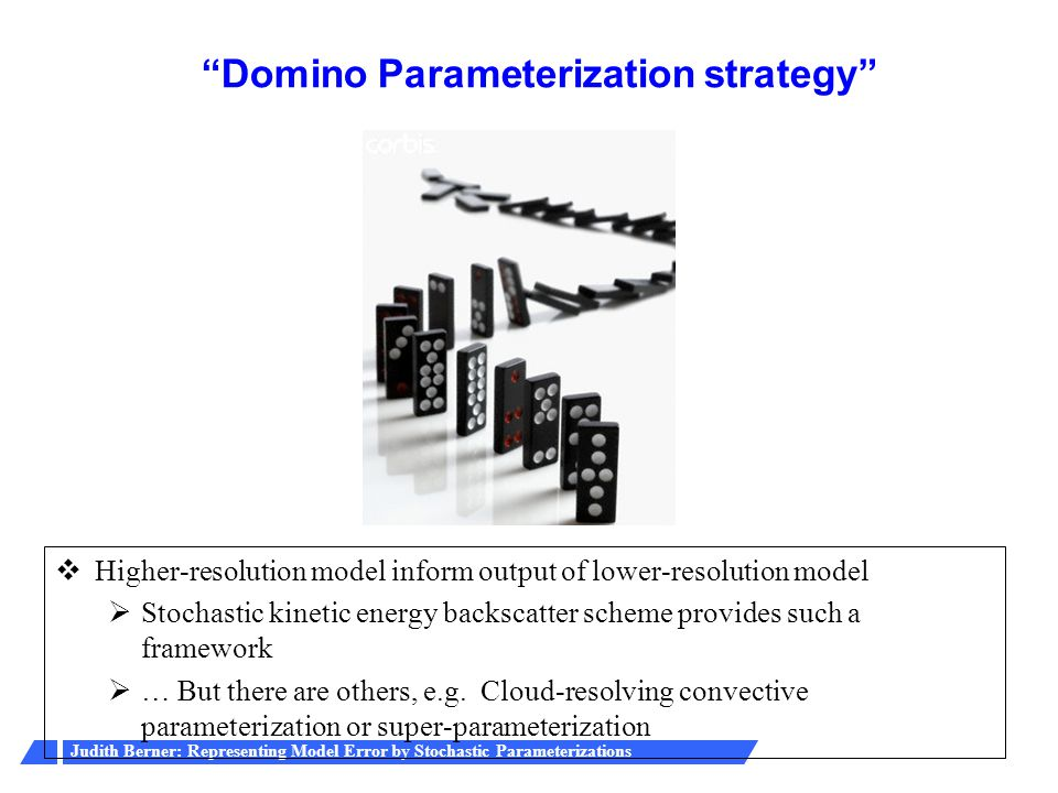 Domino Parameterization strategy