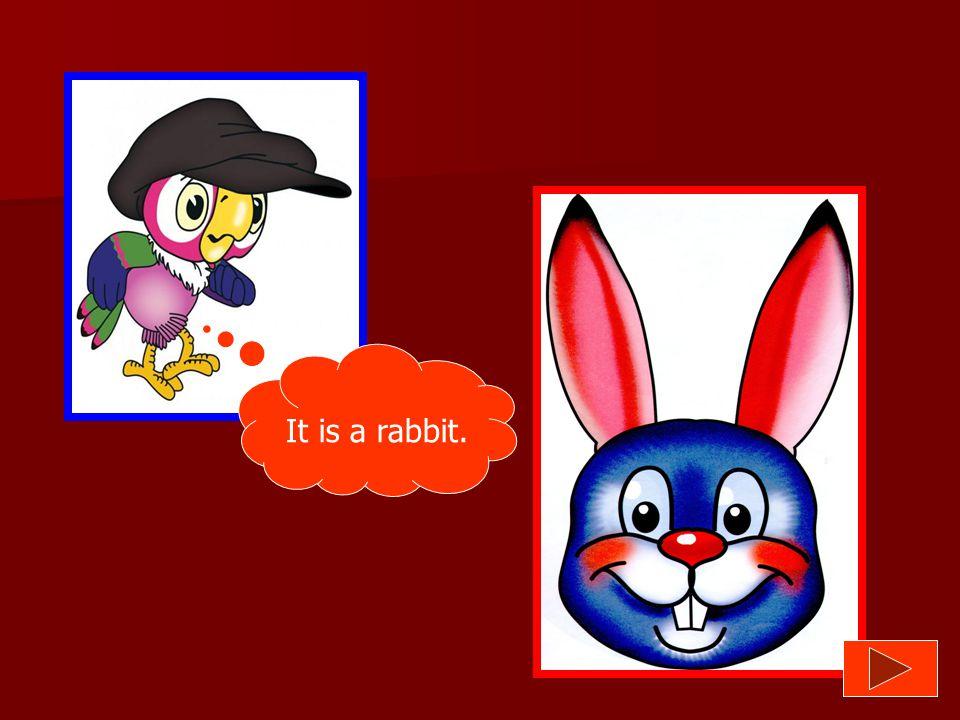 It is a rabbit.
