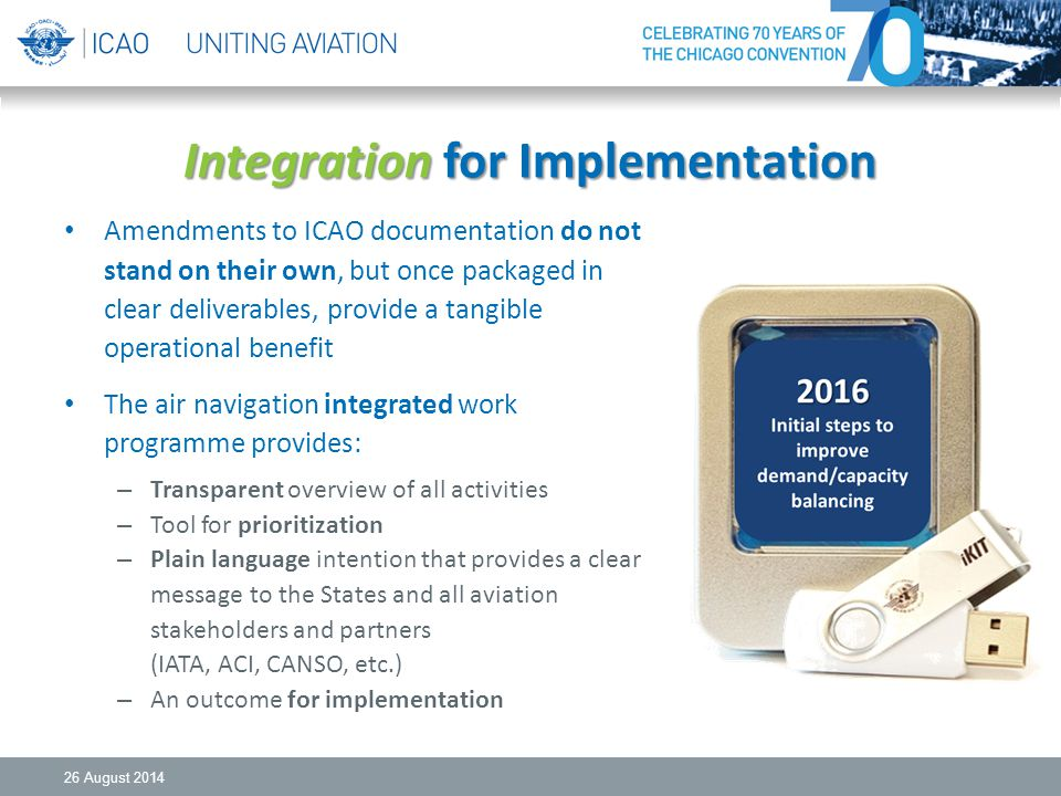 Integration for Implementation