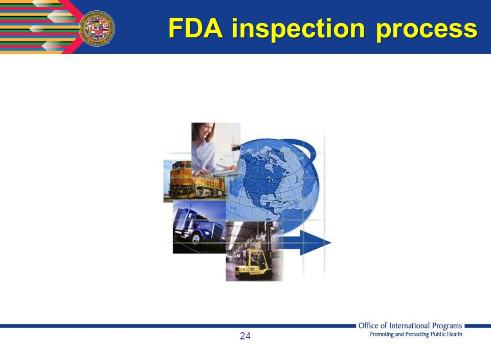 FDA inspection process