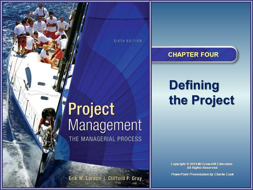 Project Management 6e.