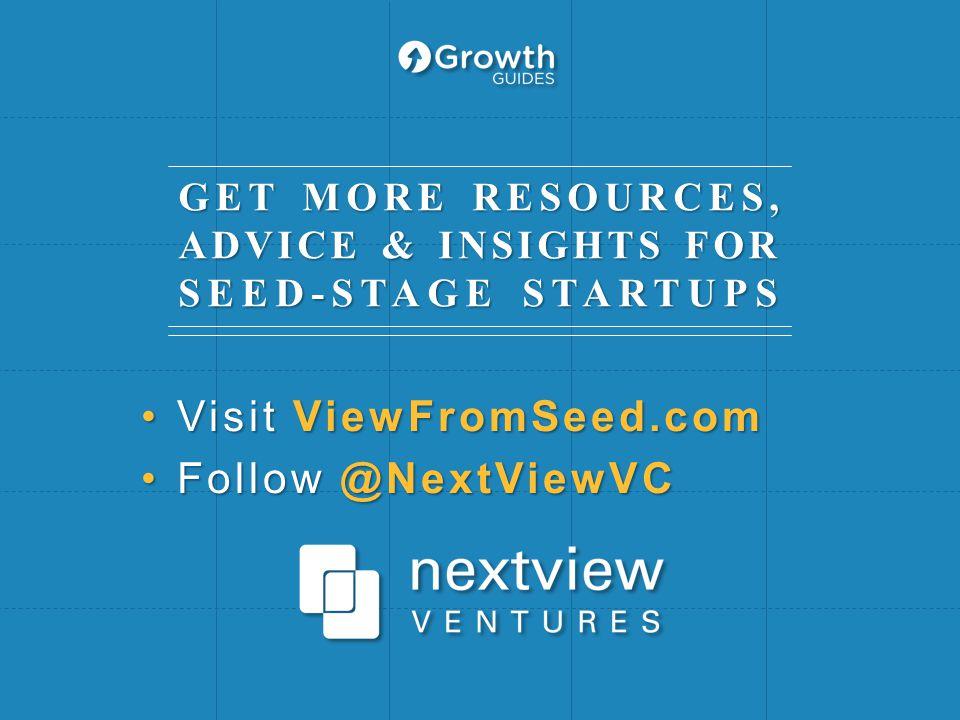 Visit ViewFromSeed.com Follow @NextViewVC
