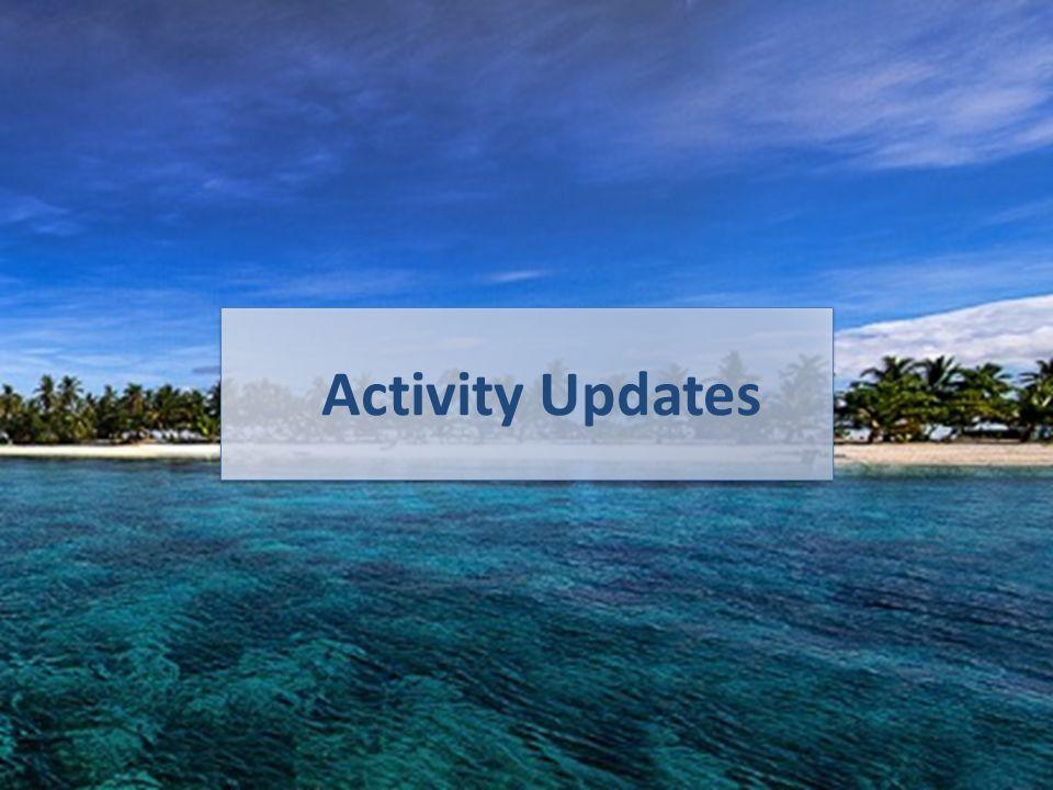 Activity Updates