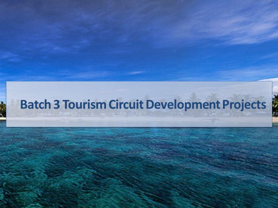 Batch 3 Tourism Circuit Development Projects