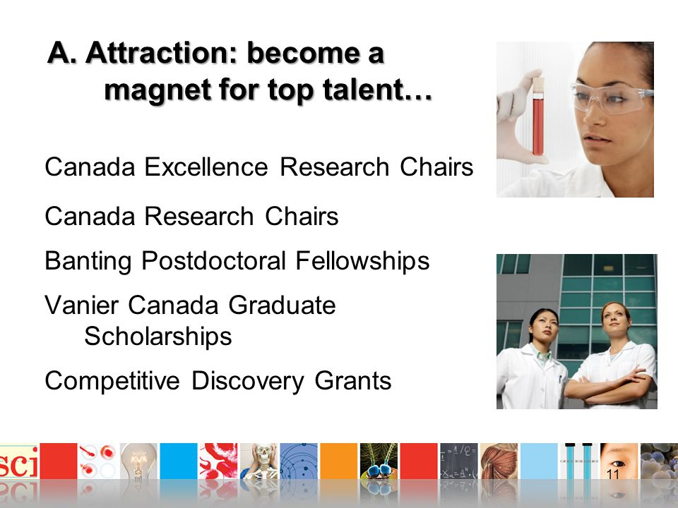 A. Attraction: become a magnet for top talent…