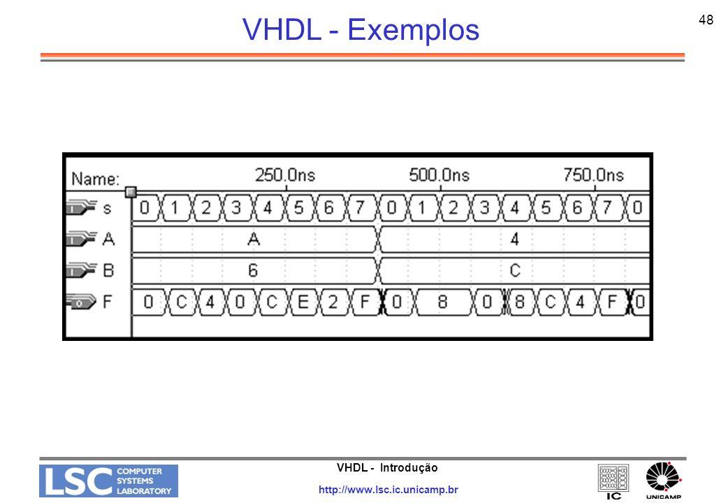VHDL - Exemplos 48
