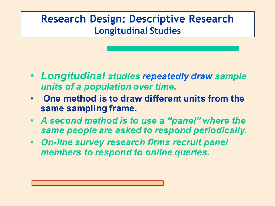 example of descriptive research method In addition, the data collection procedures used in descriptive research may be very explicit some observation instruments, for example, employ highly refined categories of behavior and yield quantitative (numerical) data.