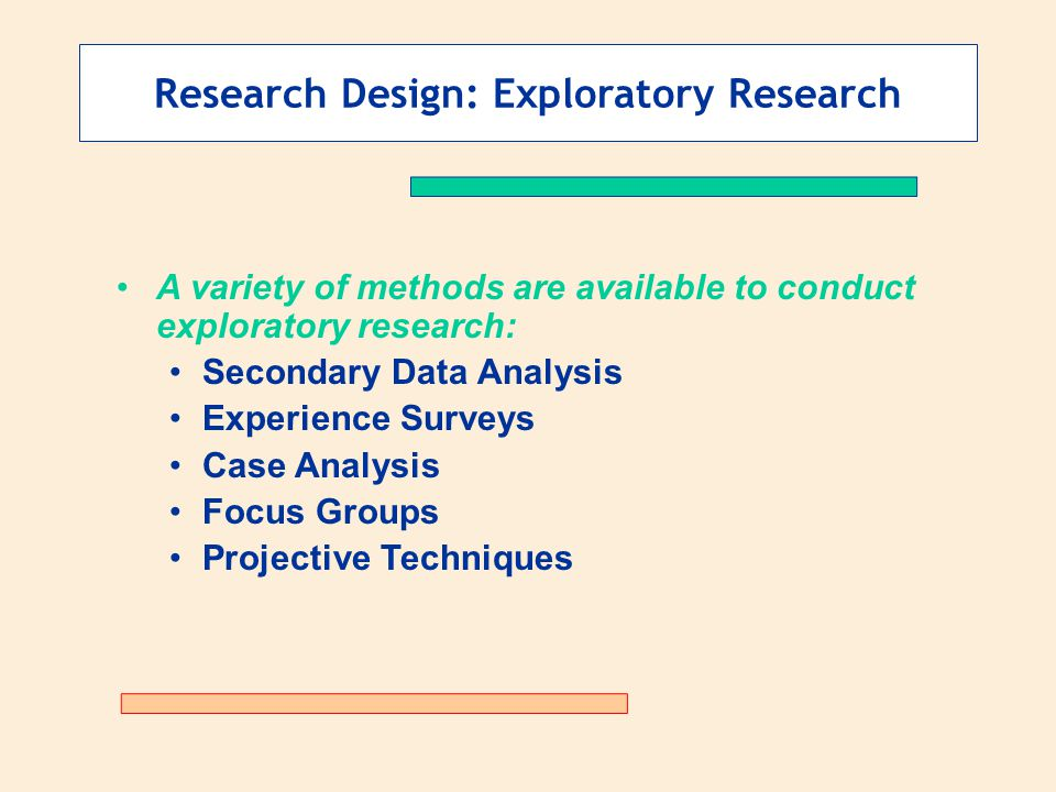 Key Differences Between Exploratory and Descriptive Research