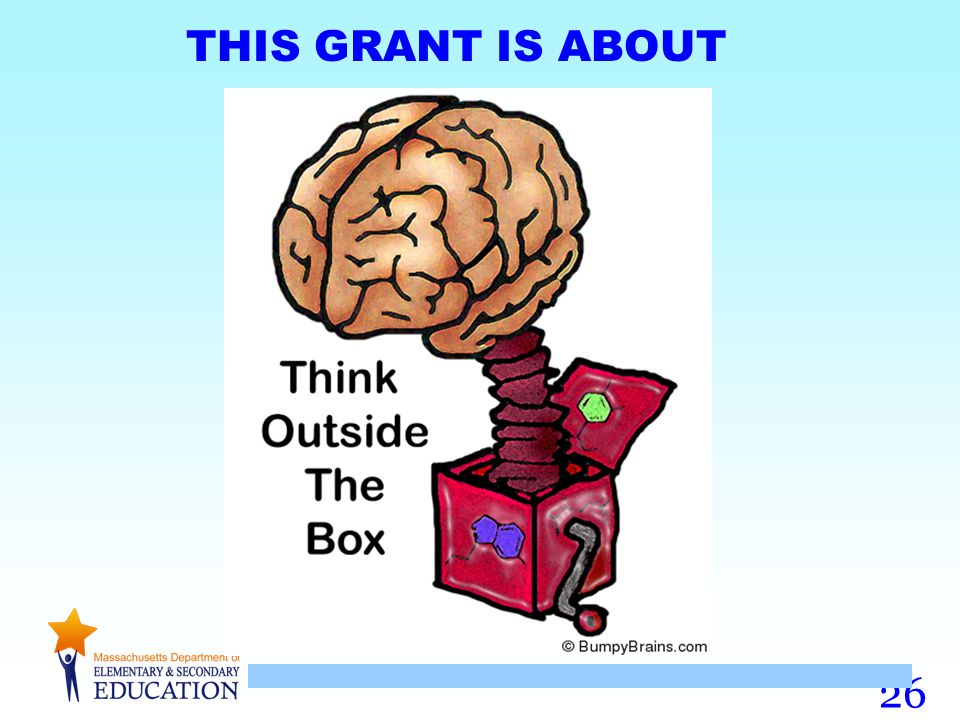 THIS GRANT IS ABOUT