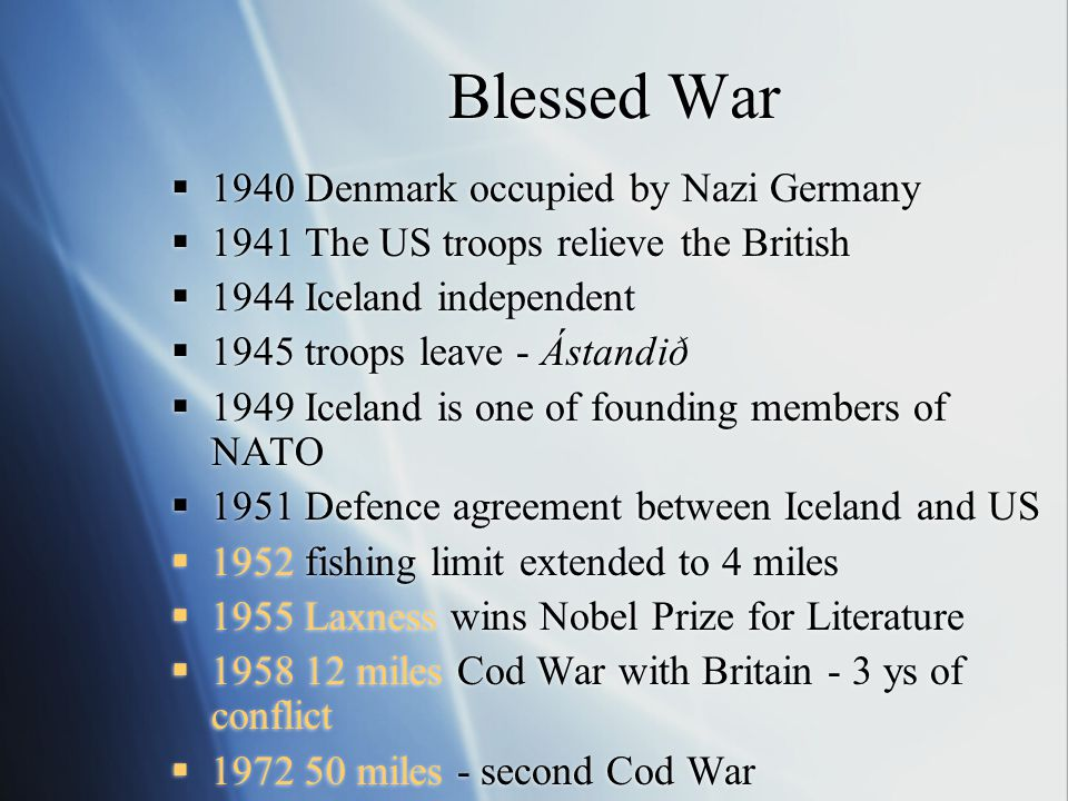 Blessed War 1940 Denmark occupied by Nazi Germany