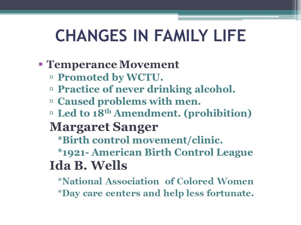 changes in family life The heart of familylife canada is to bring help and hope to every marriage and family recent we love working with familylife canada power to change.