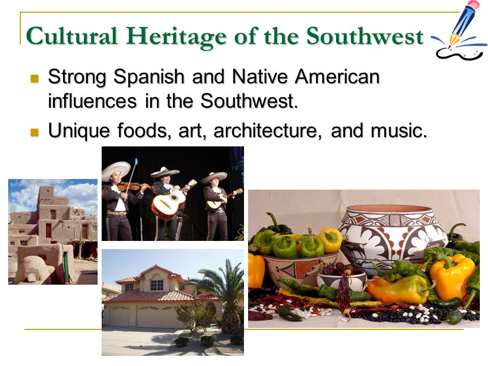 Cultural Heritage of the Southwest
