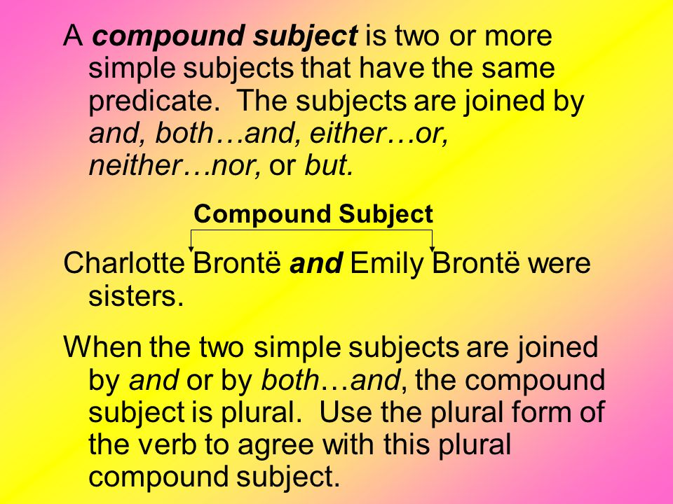 Charlotte Brontë and Emily Brontë were sisters.