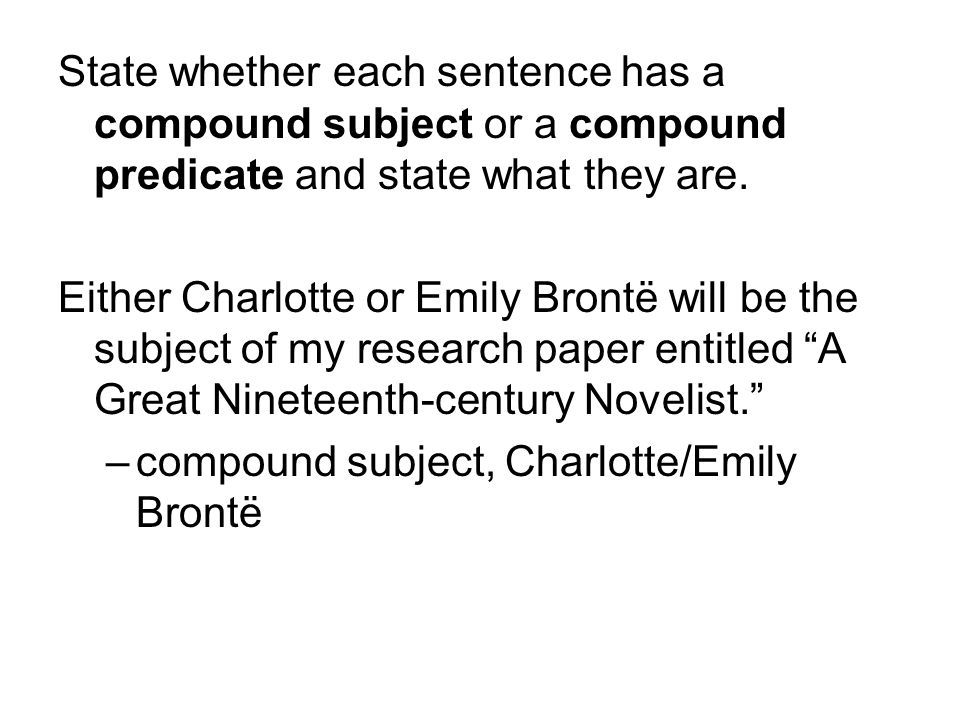 emily bronte research paper Read emily bronte essays and research papers view and download complete sample emily bronte essays, instructions, works cited pages, and more.