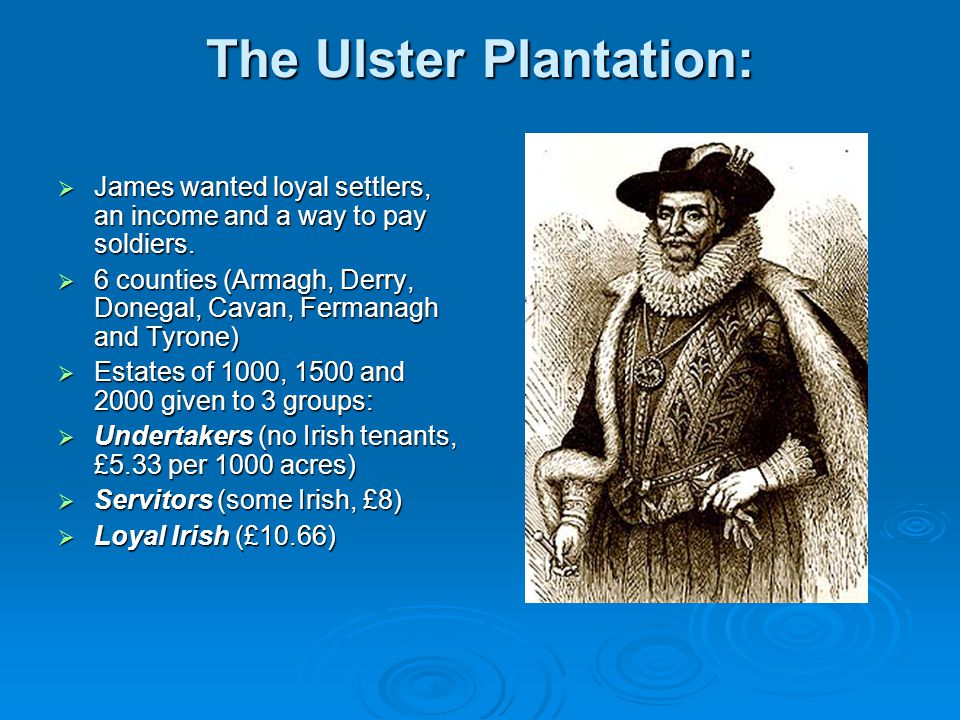 The Ulster Plantation: