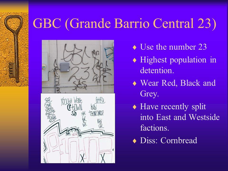 GBC (Grande Barrio Central 23)