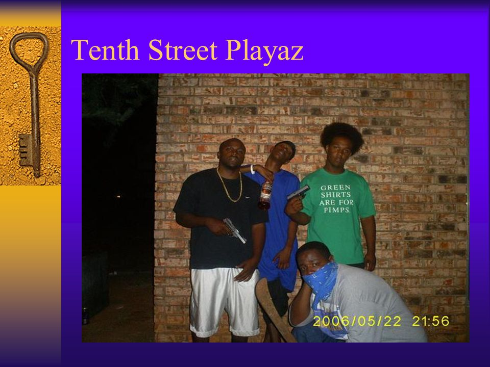 Tenth Street Playaz