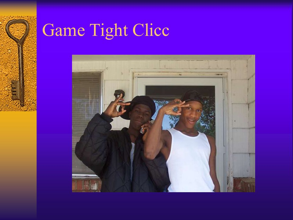 Game Tight Clicc