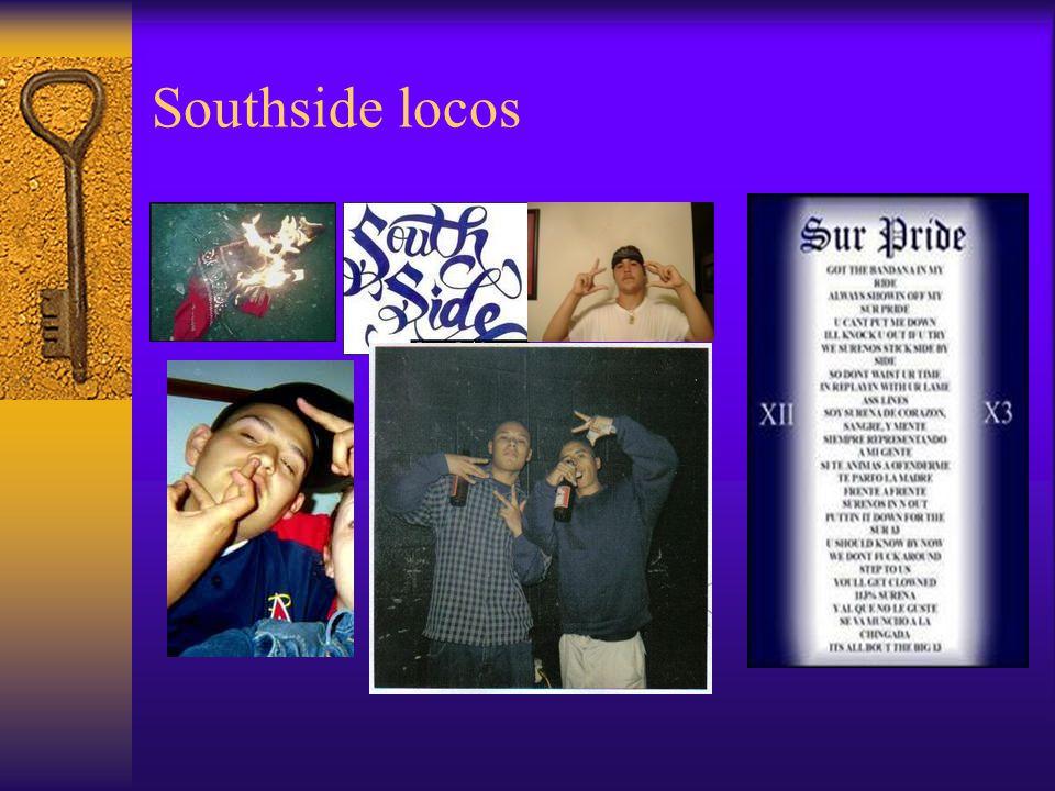 Southside locos
