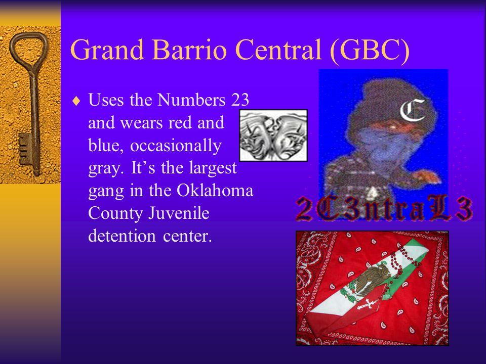 Grand Barrio Central (GBC)