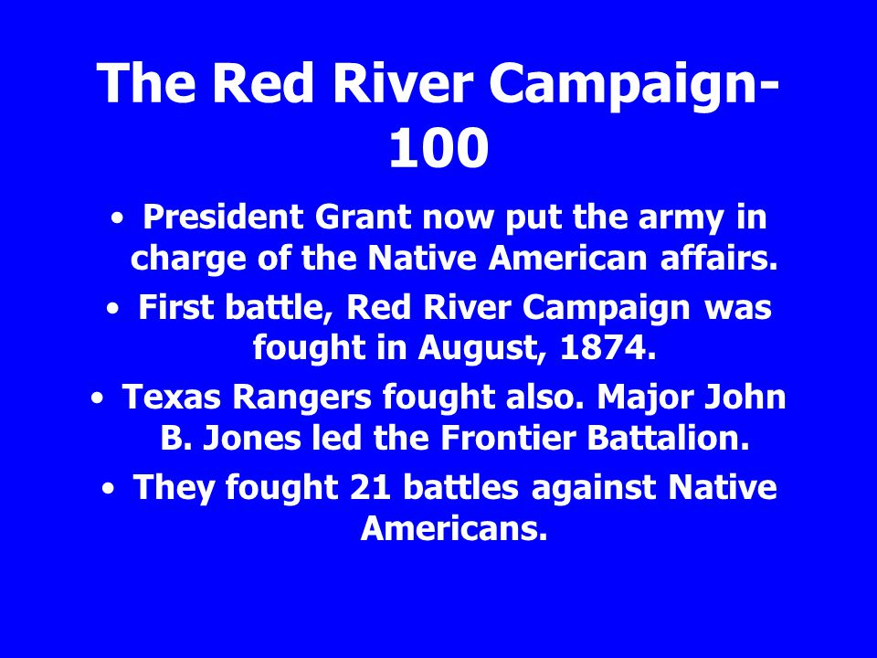 The Red River Campaign-100
