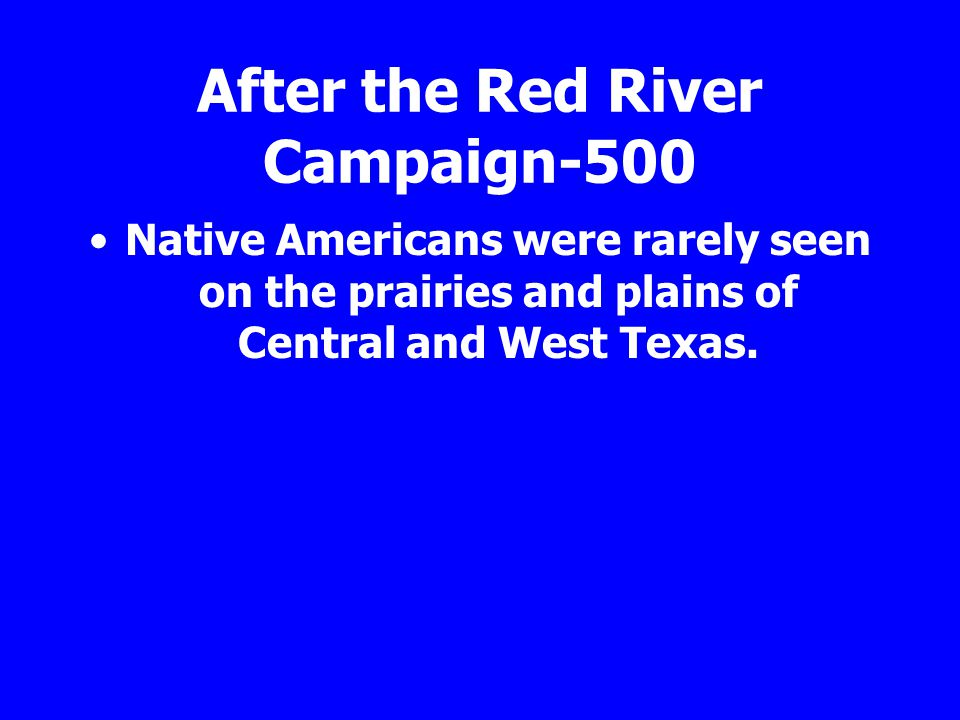 After the Red River Campaign-500