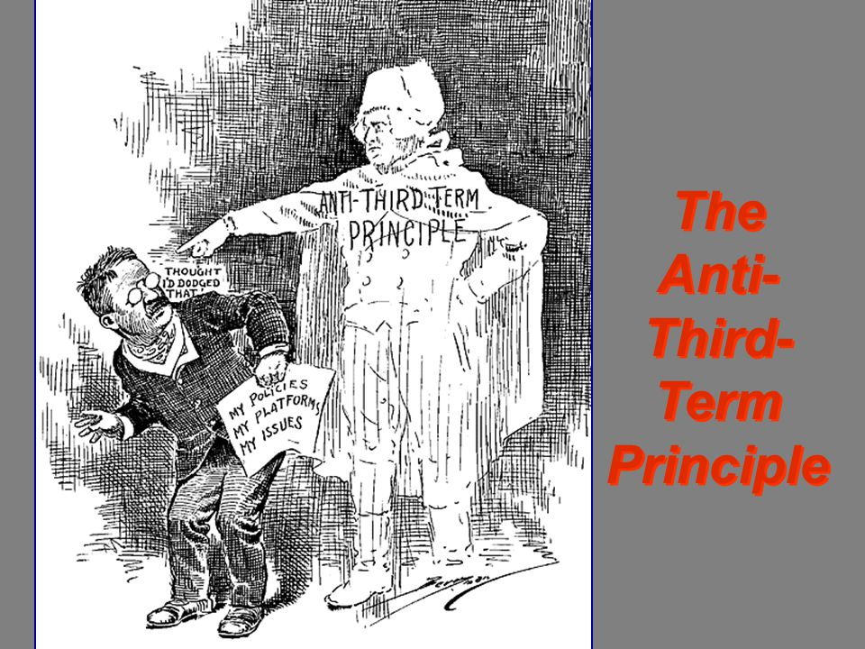 The Anti- Third-Term Principle