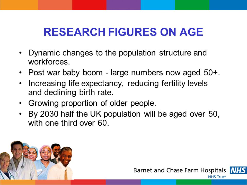 RESEARCH FIGURES ON AGE