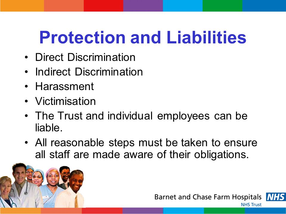 Protection and Liabilities