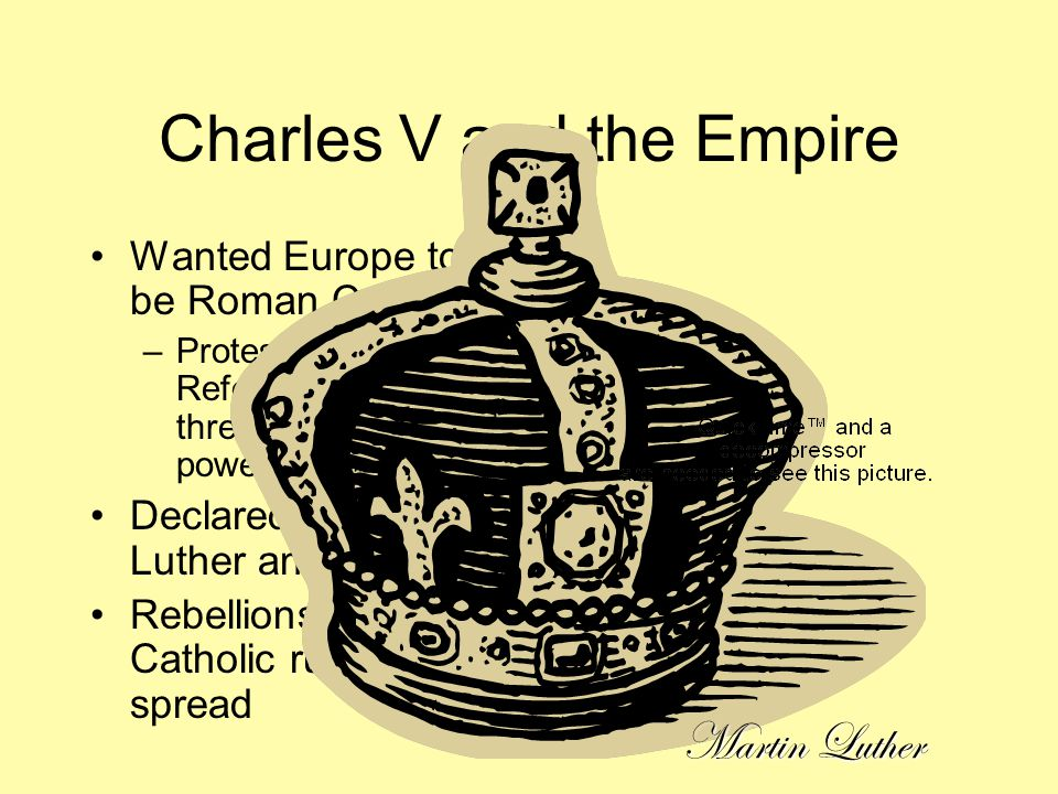 Charles V and the Empire