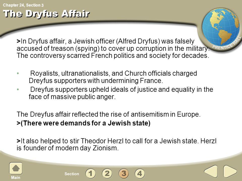 The Dryfus Affair 3.