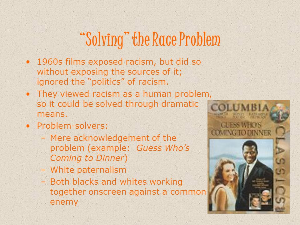 Solving the Race Problem