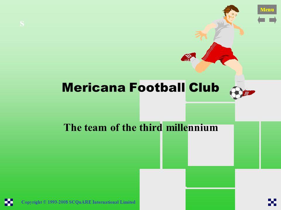Mericana Football Club