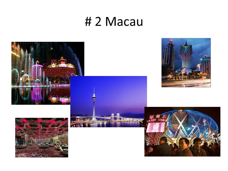 # 2 Macau