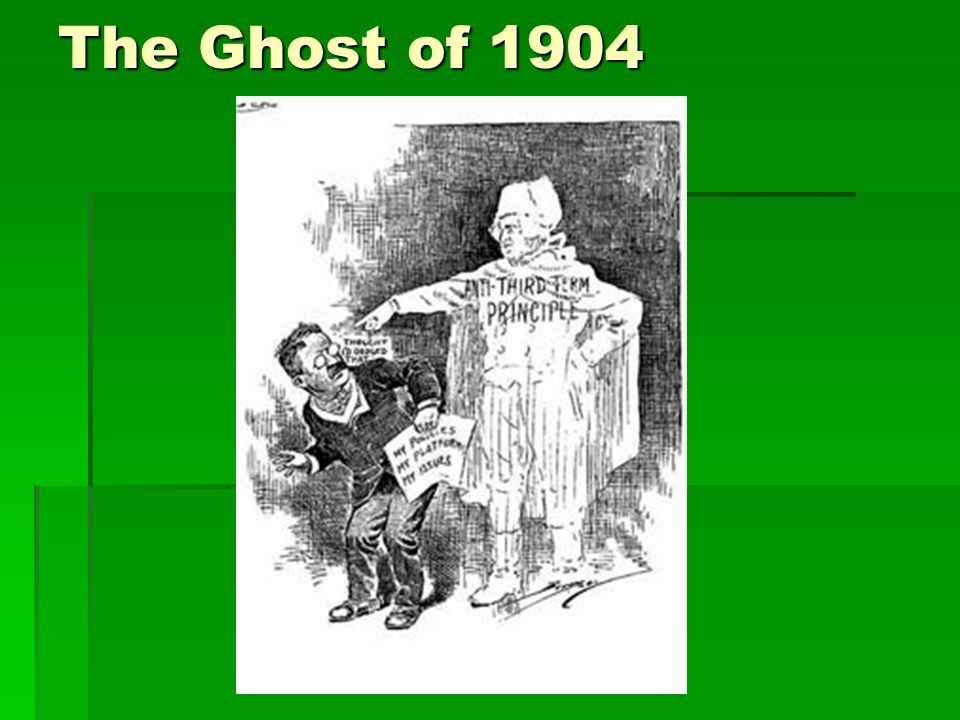 The Ghost of 1904