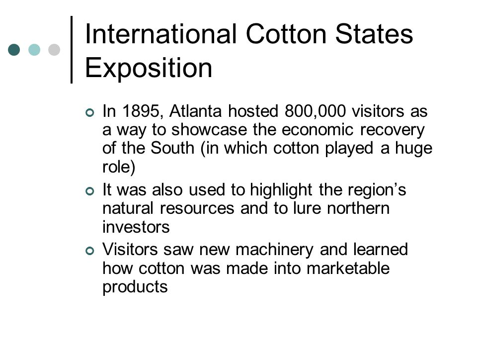 International Cotton States Exposition