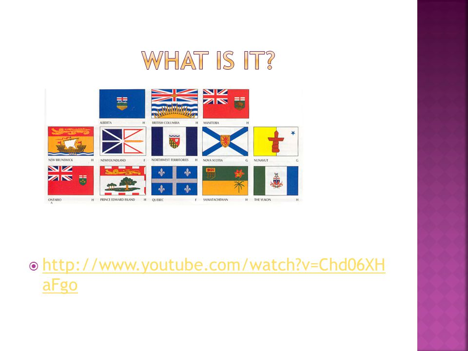 What is it http://www.youtube.com/watch v=Chd06XH aFgo