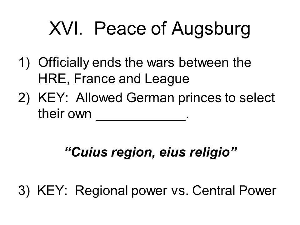 Cuius region, eius religio