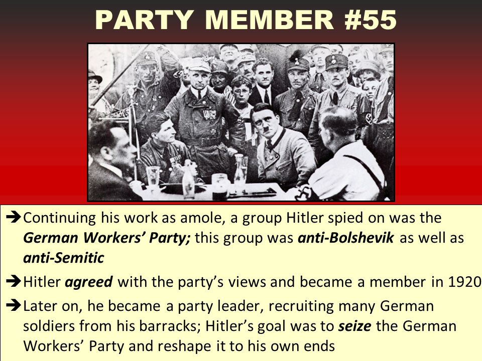 PARTY MEMBER #55