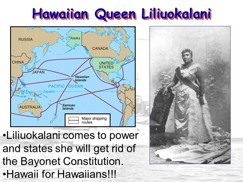 Hawaiian Queen Liliuokalani