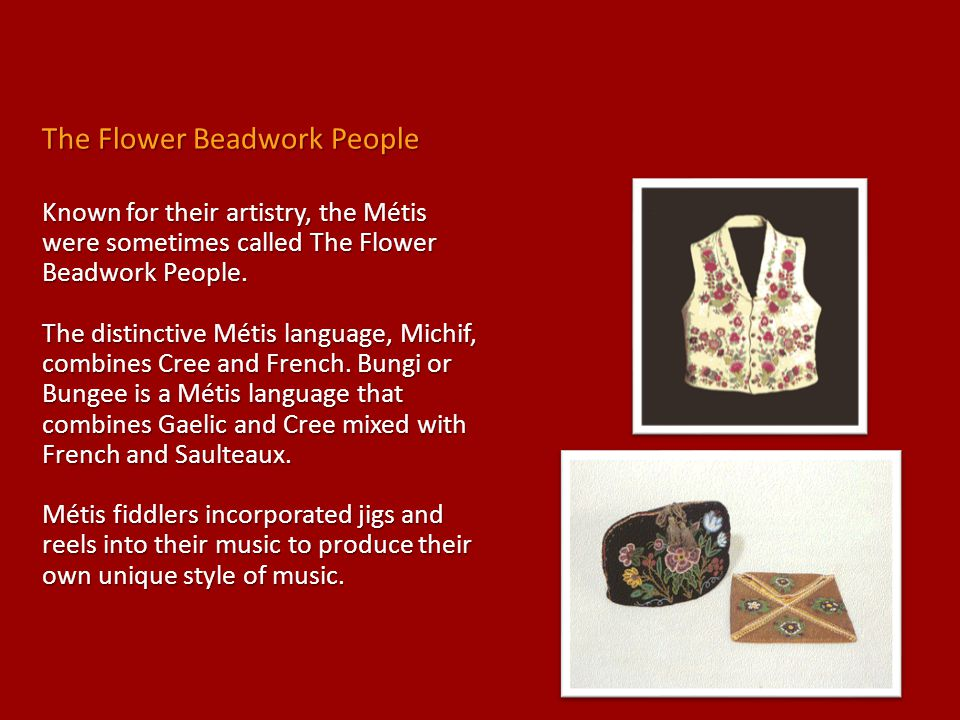 The Flower Beadwork People