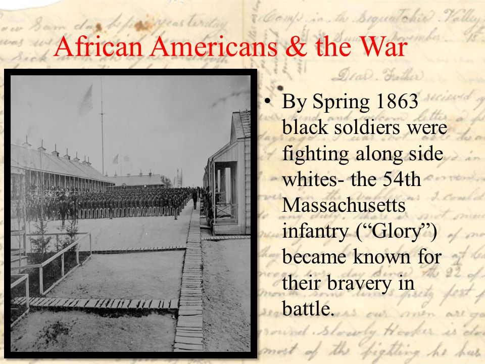 African Americans & the War