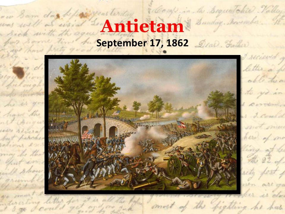 Antietam September 17, 1862