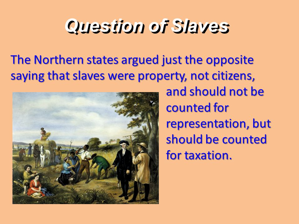 Question of Slaves