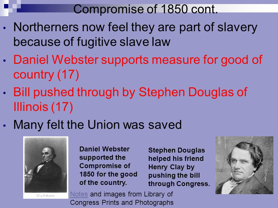 Daniel Webster supports measure for good of country (17)