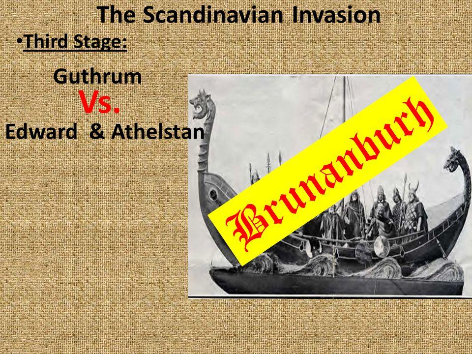 The Scandinavian Invasion