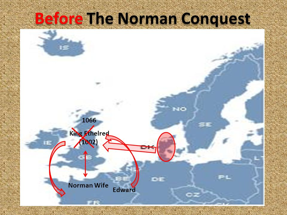 Before The Norman Conquest