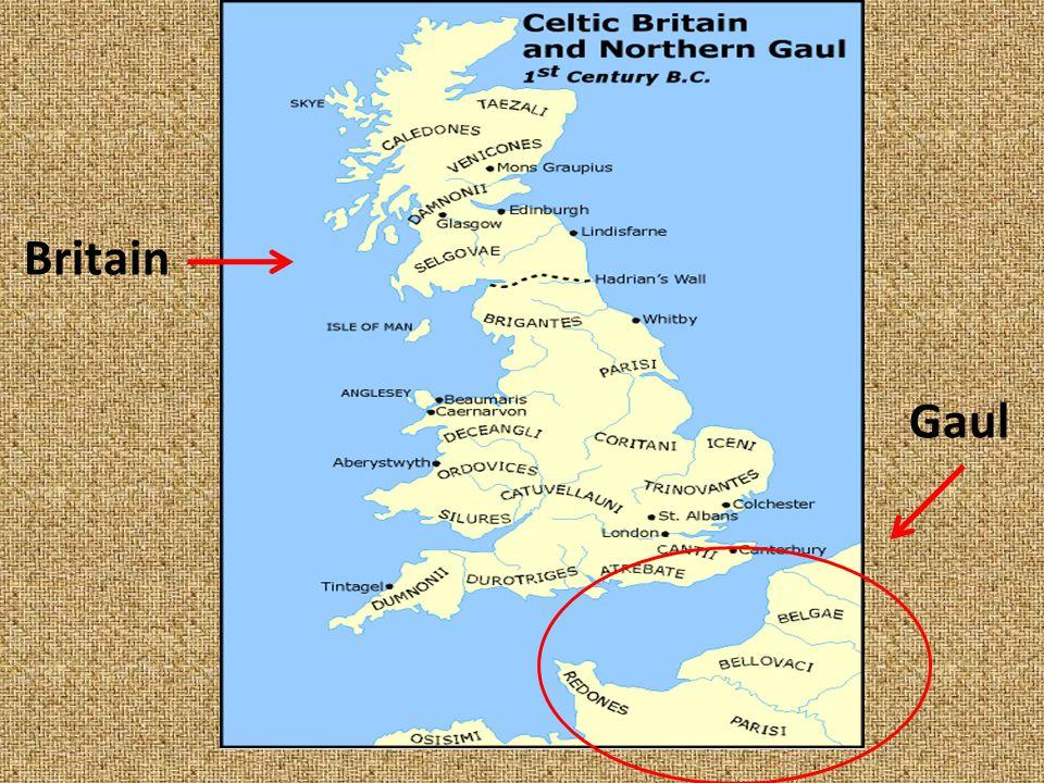 Britain Gaul