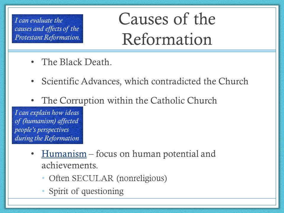 political and social consequences of the protestant reformation