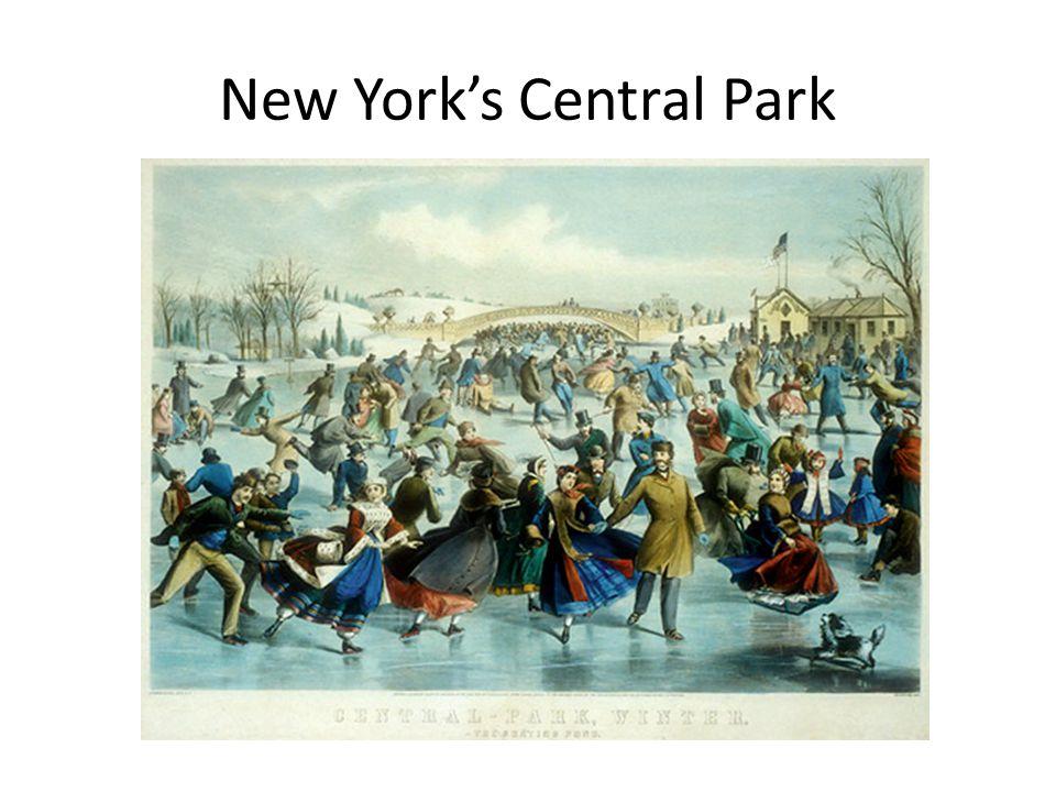 New York's Central Park